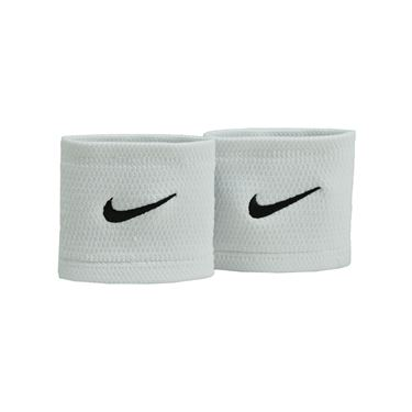 Nike Stealth Wristbands - White/Wolf Grey