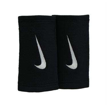 Nike Stealth Doublewide Wristbands - Black/Anthracite