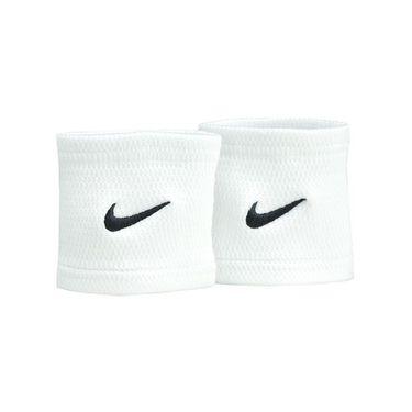 Nike Core Stealth Wristbands - White/Dark Grey
