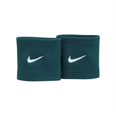 Nike Core Stealth Wristbands - Dark Atomic Teal