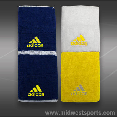 adidas Tennis Double Wide Wristband