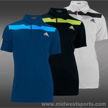 adidas Barricade Traditional Polo