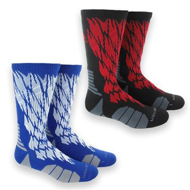 adidas Traxion Impact Shockweb Crew Sock
