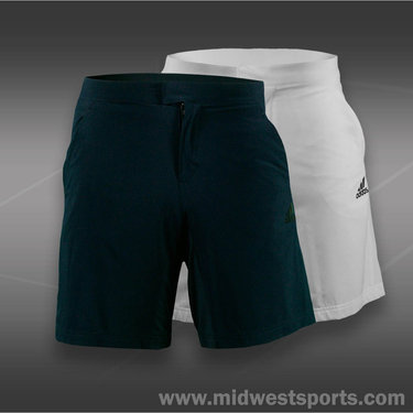 adidas all Premium 9.5 Inch Short-White/Night Shade