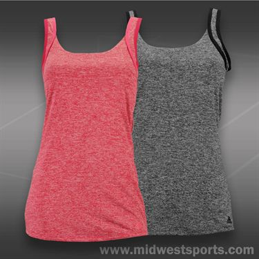 adidas Powerluxe Live It Up Tank-Night Shade