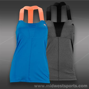 adidas Twist Sport Tank-Solar Blue