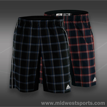 Adidas Essentials Plaid Bermuda