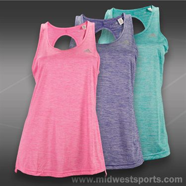 adidas Twist Scrunch Tank