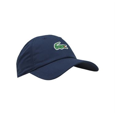 Lacoste Sport Polyester Hat - Navy