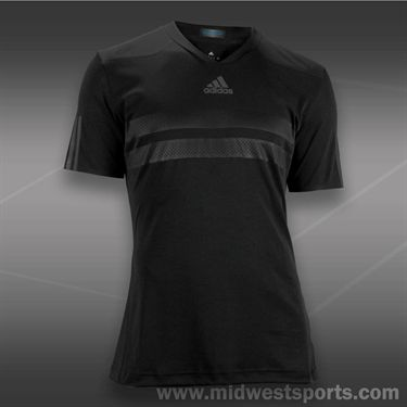 adidas Andy Murray Barricade Shirt -Black, S08533