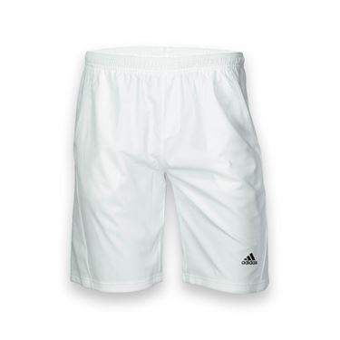 adidas Boys Sequencials Essex Short- White