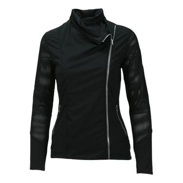Inphorm Asymmetrical Jacket - Black