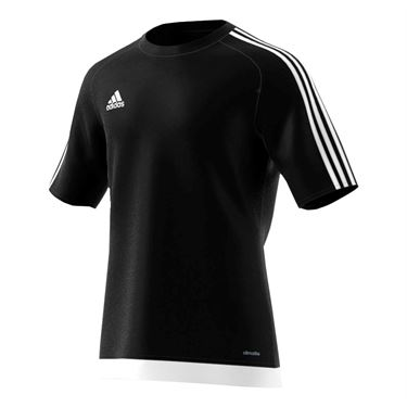 adidas Estro 15 Team Jersey -Black/White