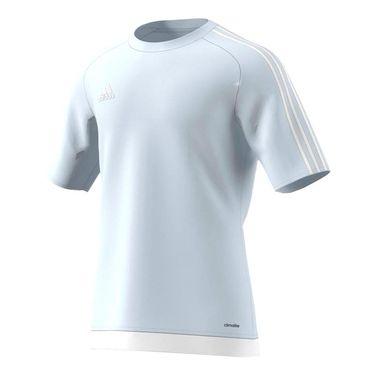 adidas Estro 15 Team Jersey - Light Grey/White