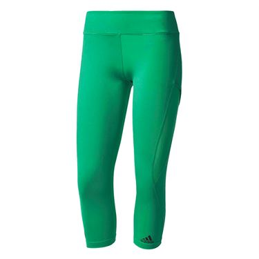 adidas Roland Garros Leggings - Core Green