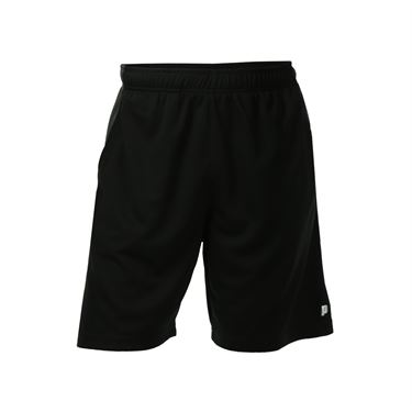 Prince Mesh Short - Black/Heather Charcoal