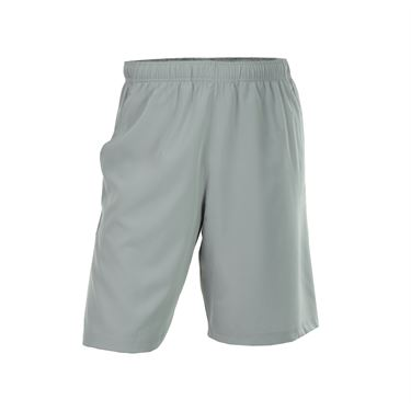 Prince Stretch Woven Short - Alloy/Grey Heather