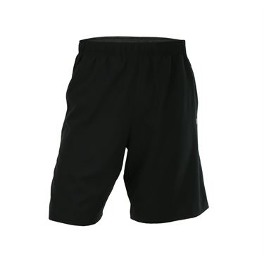 Prince Stretch Woven Short - Black/Charcoal