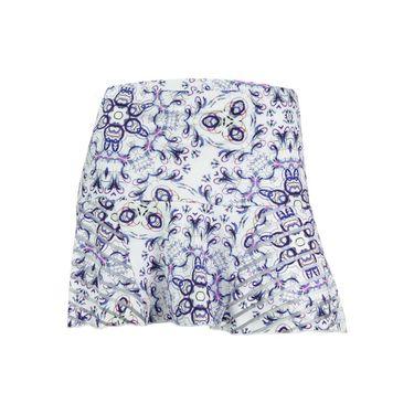 Denise Cronwall Mosaic Grace Skirt - Multi Color Print