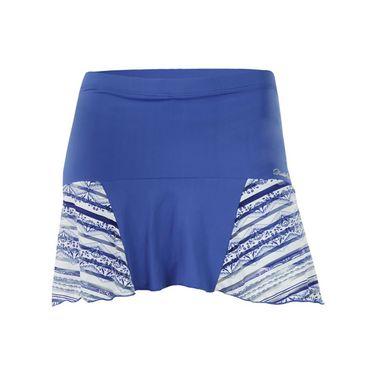 Denise Cronwall Nordica Grace Skirt - Blue
