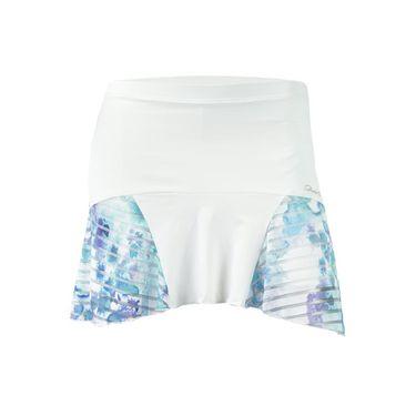 Denise Cronwall Trista Grace Skirt - White