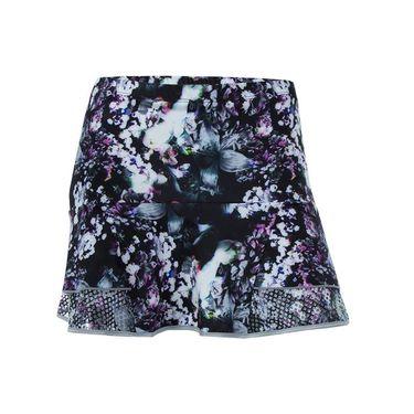 Denise Cronwall Vivid Dark Steffi Skirt - Print