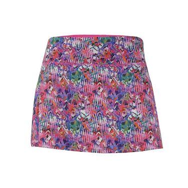 Prince Printed Skirt - Multi Pink/Black