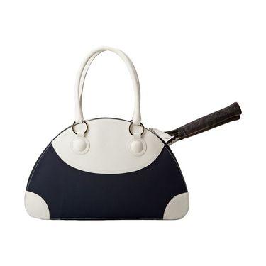Cortiglia Sonoma Navy Blue/White Tennis Bag