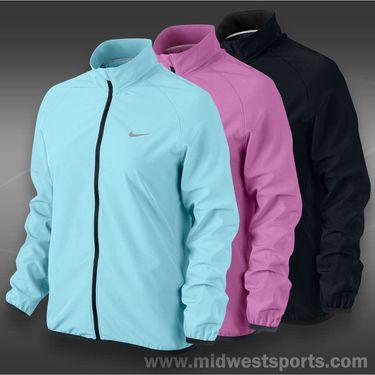 Nike Woven Full Zip Jacket