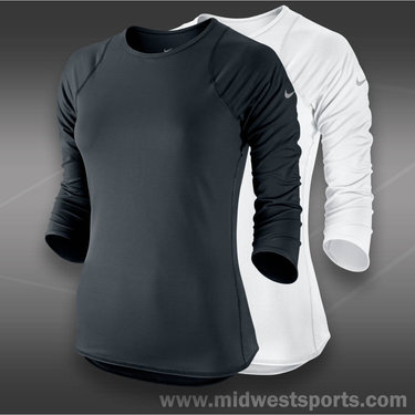 Nike Baseline 3/4 Sleeve Top