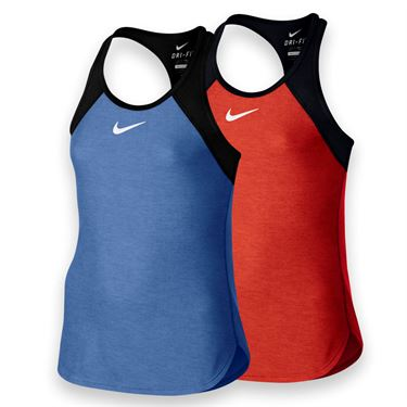 Nike Girls Slam Tank