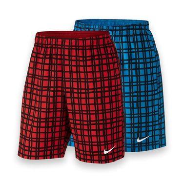 Nike Court Plaid 9 Inch Short