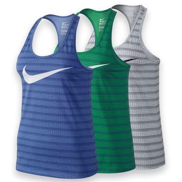 Nike Dri-Fit Print Swoosh Tank