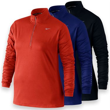 Nike Plus Size Element 1/2 Zip