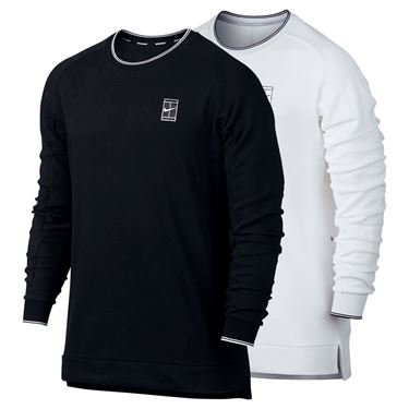 Nike Baseline Long Sleeve Crew