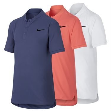 Nike Boys Court Advantage Polo