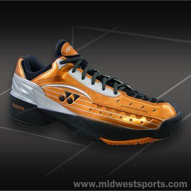 Yonex Power Cushion 308 Clay Court Orange Mens Tennis Shoes