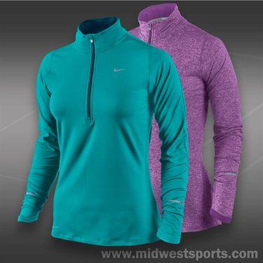 Nike Plus Size 1/2 Zip Top