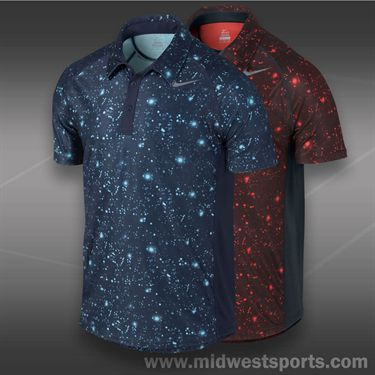 Nike Advantage UV GFX Polo