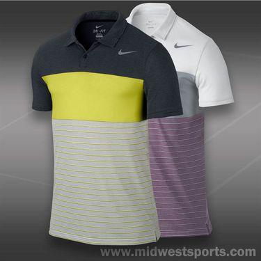 Nike Dri Fit Touch Stripe Polo