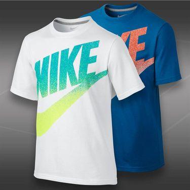 Nike Boys Meso Futura Logo T-Shirt