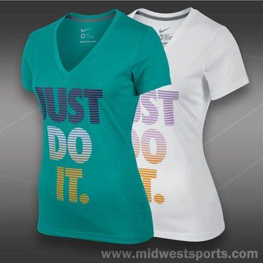 Nike Horizon JDI V-Neck Top