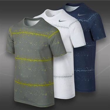 Nike Boys Rally Sphere Stripe Crew