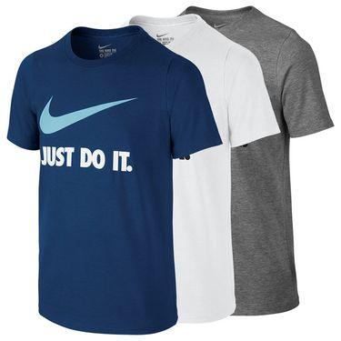 Nike Boys JDI Swoosh Training Tee