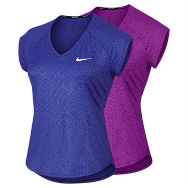 Nike Pure Short Sleeve Top