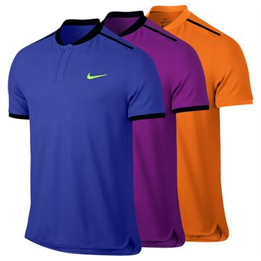 Nike Advanced Solid Pique Polo