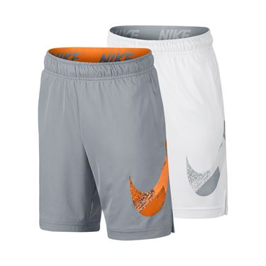 Nike Boys Logo Dry Training Short