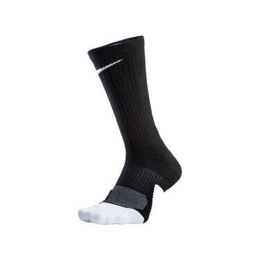 Nike Dry Elite 1.5 Crew Sock - Black/White