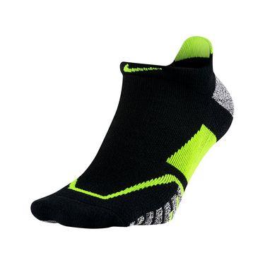 Nike Grip Elite No Show Tennis Sock - Black