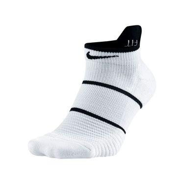 Nike Court Essentials No Show Tennis Sock - White/Black